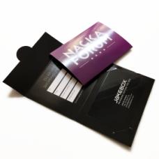 Card Wallet 100x60 mm med eget tryck