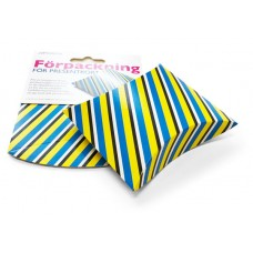 "Pillowpack (Oval) ""Randig"" 95x23x59 mm (100-pack)"