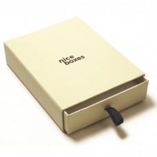 Drawer Box 159x112x30 mm beige
