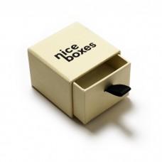 Drawer Box 50x50x40 mm beige