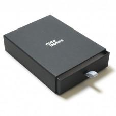 Drawer Box 159x112x30 mm svart
