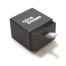 Smyckesask Drawer Box 50x50x40 mm svart