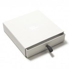 Smyckesask Drawer Box 158x158x33 mm vit