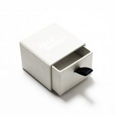 Smyckesask Drawer Box 50x50x40 mm vit