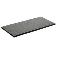 Mjukwell 159x78x3 mm för 8 pralin svart (25-pack)
