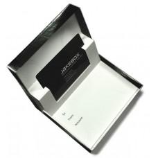 Ask presentkort Pop-Up 120x85x17 mm svart