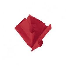 Silkespapper scarlet-röd 50x75 cm (240-pack)