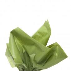 Silkespapper mossgrön 50x75 cm (240-pack)
