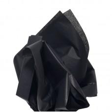 Silkespapper svart 50x75 cm (240-pack)