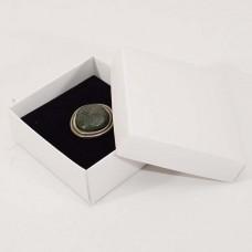 Smyckesask Sober 78x82x32 mm vit (100-pack)