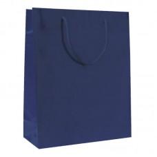 Luxbag blank blå 160x80x250mm 250-pack